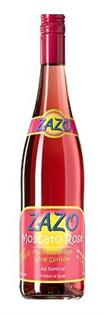 Zazo Moscato Rose 750ml - Case of 12